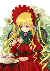 Rating: Safe Score: 8 Tags: kotetu_han lolita_fashion rozen_maiden shinku User: hoshizong