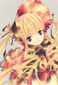 Rating: Safe Score: 10 Tags: lolita_fashion peach-pit rozen_maiden shinku User: NotRadioactiveHonest