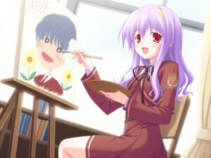 Rating: Safe Score: 20 Tags: canvas_3 game_cg sakana seifuku yamabuki_renge_(canvas) User: Radioactive