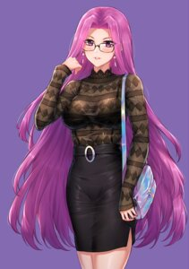 Rating: Safe Score: 18 Tags: bra fate/grand_order hua-j megane rider see_through User: Arsy