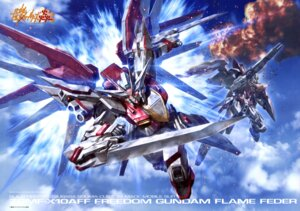 Rating: Safe Score: 15 Tags: gundam gundam_build_fighters mecha morishita_naochika User: drop