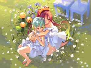 Rating: Safe Score: 16 Tags: dress miki_sayaka puella_magi_madoka_magica sakura_kyouko summer_dress tagme yuri User: Spidey