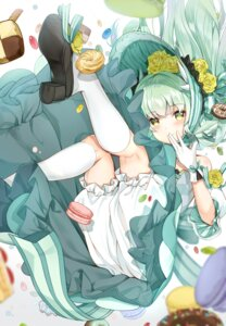 Rating: Safe Score: 49 Tags: bloomers dress fate/grand_order heels hokuotzu horns kiyohime_(fate/grand_order) User: Mr_GT