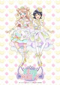 Rating: Safe Score: 4 Tags: dress heels kiratto_pri_chan tagme wings User: saemonnokami