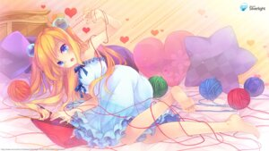 Rating: Safe Score: 41 Tags: aizawa_hikaru anthropomorphization dress feet microsoft shinia wallpaper User: fg5823820