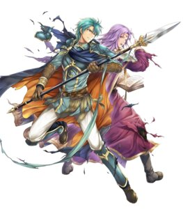 Rating: Questionable Score: 2 Tags: armor ephraim fire_emblem fire_emblem:_seima_no_kouseki fire_emblem_heroes heels lyon_(fire_emblem) nintendo torn_clothes weapon yamada_koutarou User: fly24
