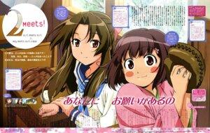 Rating: Safe Score: 7 Tags: baseball japanese_clothes kamimoto_kanetoshi kimono ogasawara_akiko seifuku suzukawa_koume taishou_yakyuu_musume User: addddd