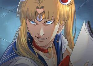 Rating: Safe Score: 3 Tags: cosplay death_note extreeme33 parody sailor_moon seifuku tsukino_usagi yagami_light User: mash