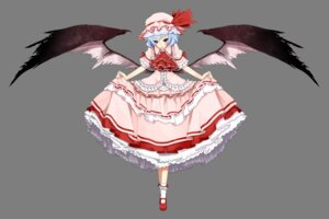Rating: Safe Score: 25 Tags: kodama_(wa-ka-me) remilia_scarlet touhou transparent_png wings User: Radioactive