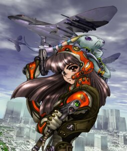 Rating: Safe Score: 9 Tags: shirow_masamune User: oldwrench