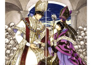 Rating: Safe Score: 2 Tags: clamp gap male sakurazuka_seishirou sumeragi_subaru x User: Share