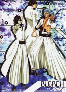 Rating: Safe Score: 5 Tags: aizen_sousuke bleach grimmjow_jeagerjaques male ulquiorra_schiffer User: Radioactive