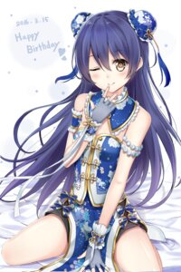 Rating: Safe Score: 94 Tags: asian_clothes karumayu love_live! sonoda_umi User: Mr_GT