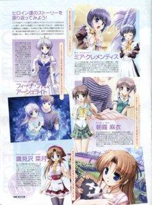 Rating: Safe Score: 3 Tags: asagiri_mai bekkankou feena_fam_earthlight mia_clementis takamizawa_natsuki yoake_mae_yori_ruriiro_na User: admin2