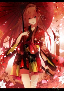 Rating: Safe Score: 69 Tags: jpeg_artifacts mikanururu sword yukata User: tbchyu001
