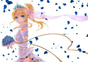 Rating: Safe Score: 19 Tags: ayase_eli dress love_live! takara_ayumu wedding_dress User: mash
