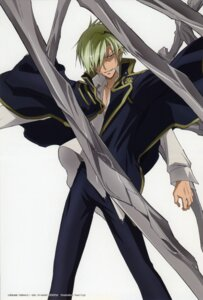 Rating: Safe Score: 4 Tags: 07-ghost male mikage_(07-ghost) User: Radioactive