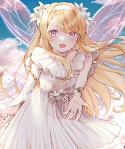 Rating: Safe Score: 21 Tags: dress fairy wings yua_(bokubo0806) User: BattlequeenYume