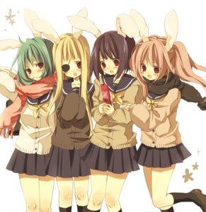 Rating: Safe Score: 11 Tags: animal_ears bunny_ears hinazawa_kirie seifuku siesta_00 siesta_410 siesta_45 siesta_556 umineko_no_naku_koro_ni User: 洛井夏石