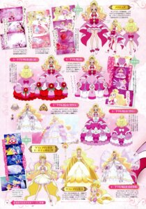 Rating: Safe Score: 4 Tags: character_design dress go!_princess_pretty_cure haruno_haruka heels pretty_cure User: Radioactive