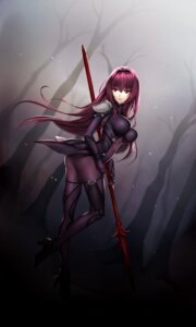 Rating: Safe Score: 37 Tags: armor ass bodysuit fate/grand_order heels mallizmora scathach_(fate/grand_order) thighhighs weapon User: mash