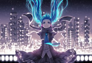 Rating: Safe Score: 22 Tags: hatsune_miku mirusa vocaloid User: Nekotsúh