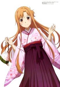 Rating: Safe Score: 60 Tags: aqua_inc. asuna_(sword_art_online) japanese_clothes kimono sword_art_online User: drop