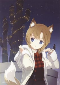 Rating: Safe Score: 24 Tags: animal_ears screening tail tiv User: ming_tt