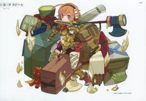 Rating: Safe Score: 6 Tags: armor heels kairisei_million_arthur mota tagme thighhighs weapon User: Radioactive