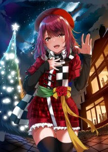Rating: Safe Score: 24 Tags: atelier_sophie bishi_(bishi) christmas sophie_neuenmuller thighhighs User: Dreista