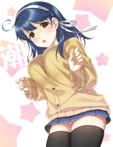 Rating: Questionable Score: 38 Tags: kantai_collection pantsu rensanma thighhighs ushio_(kancolle) User: fairyren