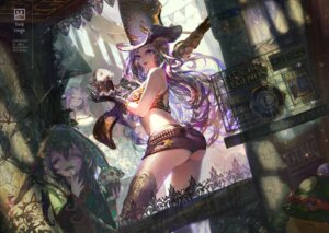 Rating: Safe Score: 82 Tags: ass caitlyn gun league_of_legends lulu_(league_of_legends) morgana proopra teemo thighhighs User: blooregardo