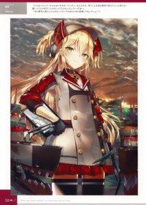 Rating: Safe Score: 40 Tags: admiral_hipper_(azur_lane) azur_lane sakusyo thighhighs uniform User: Hatsukoi