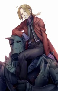 Rating: Safe Score: 11 Tags: alphonse_elric edward_elric fullmetal_alchemist male tayuya1130 User: charunetra