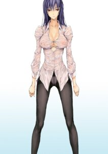 Rating: Questionable Score: 64 Tags: kizuki_aruchu nipples no_bra pantsu pantyhose see_through wet_clothes User: リナ