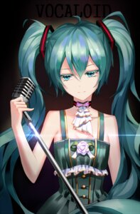 Rating: Safe Score: 22 Tags: aaeru cleavage hatsune_miku vocaloid User: charunetra
