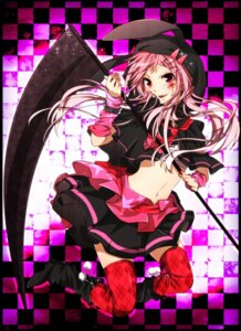 Rating: Safe Score: 43 Tags: animal_ears bunny_ears sakuragi_ren thighhighs User: Nekotsúh