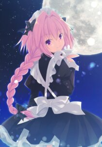 Rating: Safe Score: 22 Tags: astolfo_(fate) egoistic_honey fate/grand_order hazumi_rio maid trap User: fireattack