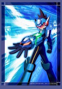 Rating: Safe Score: 5 Tags: armor bodysuit capcom hoshikawa_subaru_(rockman) male rockman ryuusei_no_rockman ryuusei_no_rockman_3 User: Radioactive