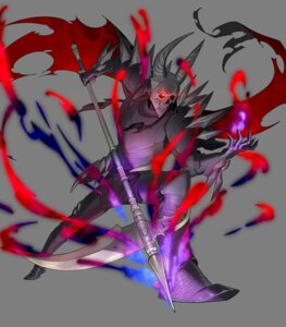 Rating: Safe Score: 4 Tags: armor death_knight fire_emblem fire_emblem_heroes fire_emblem_three_houses horns nintendo transparent_png weapon yamao_(intelligent_systems) User: fly24