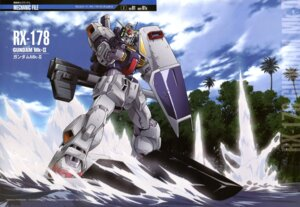 Rating: Safe Score: 15 Tags: gundam mecha ueda_youichi zeta_gundam User: Radioactive