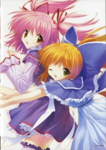 Rating: Safe Score: 4 Tags: sorairo_no_organ ueda_ryou User: Davison