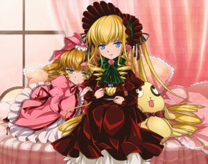 Rating: Safe Score: 14 Tags: hina_ichigo kunkun lolita_fashion mtyy rozen_maiden shinku User: Radioactive