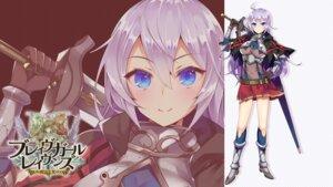 Rating: Safe Score: 10 Tags: armor brave_girl_ravens heels sword tetsubuta wallpaper User: zyll