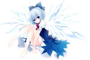 Rating: Safe Score: 24 Tags: cirno koto_(colorcube) touhou wings User: konstargirl