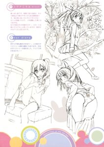 Rating: Questionable Score: 37 Tags: 5_nenme_no_houkago kantoku pantsu sketch undressing User: Hatsukoi