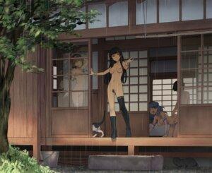 Rating: Explicit Score: 60 Tags: isokaze_(kancolle) kantai_collection naked neko nipples pubic_hair sex takemura_sesshu tanikaze_(kancolle) thighhighs urakaze_(kancolle) User: hiroimo2