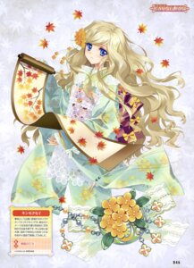 Rating: Safe Score: 48 Tags: carnelian kimono kinmokusei User: drop