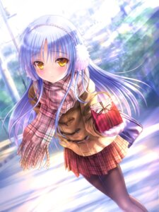 Rating: Safe Score: 36 Tags: angel_beats! goto-p pantyhose tenshi User: marechal