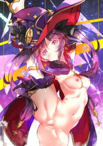 Rating: Explicit Score: 77 Tags: anus genshin_impact mona_(genshin_impact) naked_cape nipples pussy sydus uncensored witch User: BattlequeenYume